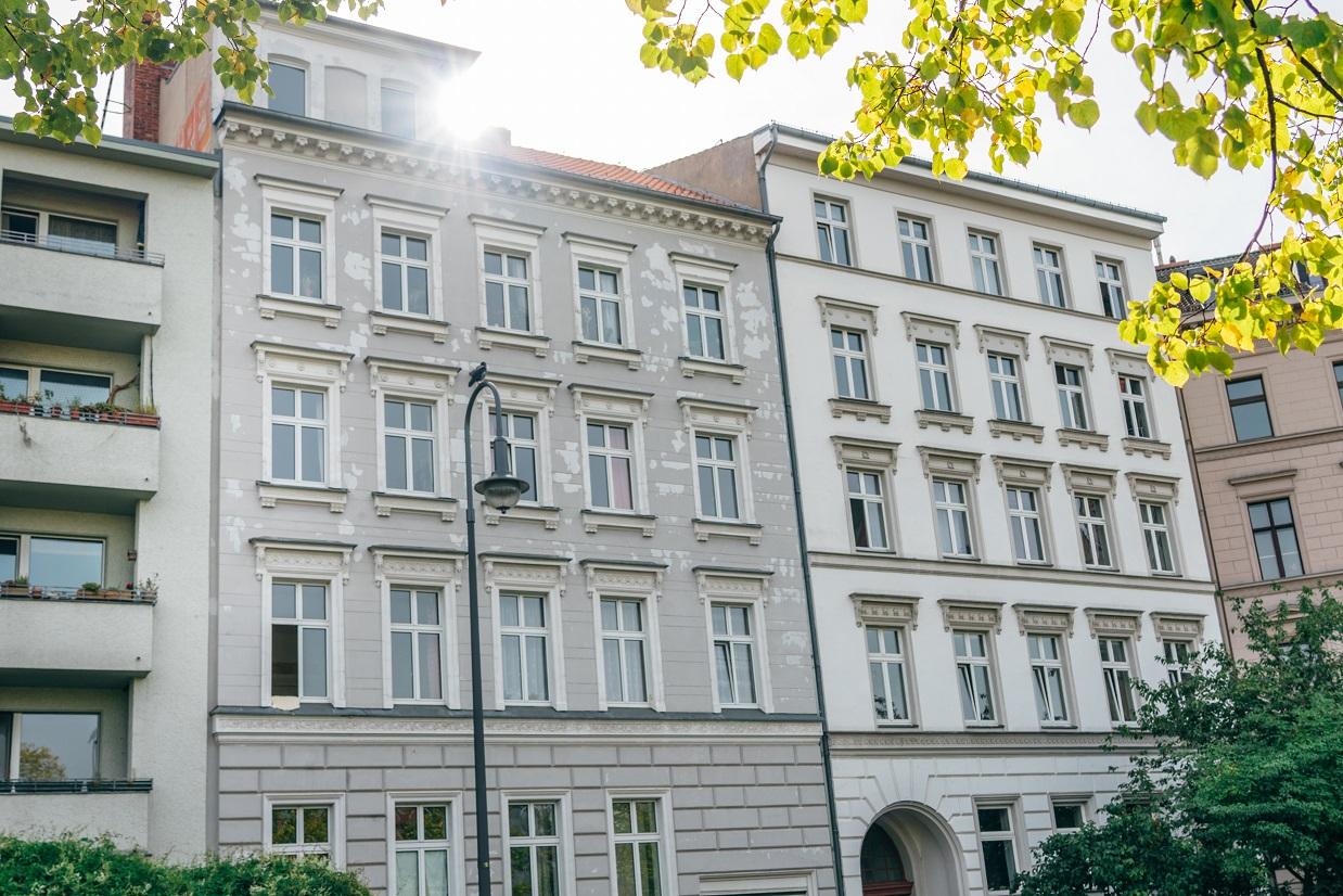 Mehrfamilienhaus in München